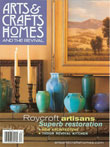 Arts and Crafts Homes Fall 2008