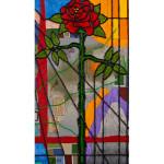 Mote Rose Detail